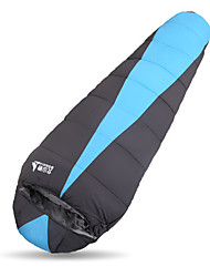 Sleeping Bag Rectangular Bag Single Hollow Cotton 230X80 Hiking CampingWaterproof /Dust Proof