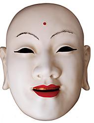 Cosplay-Masculino-Branco-Máscaras- comMáscara-Outro