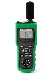 MASTECH MS6300 Green for Thermometer