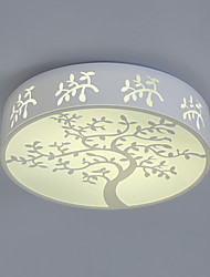 Modern LED Ceiling Lamp Metal Flush Mount Living Room / Bedroom / Dining Room /Kids Room