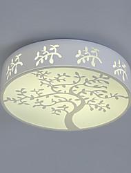 Modern LED Ceiling Lamp Metal Flush Mount Living Room / Bedroom / Dining Room /Kids Room