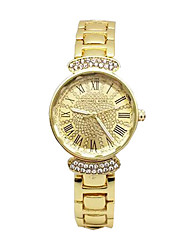 fashion women watches Inlaid crystal Geneva quartz Wristwatch montre femme Gift idea Cool Watches Unique Watches