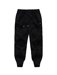 Men's Sweatpants,Casual / Sport Solid Cotton