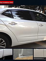 автомобильные двери транспортного средства предотвращения столкновений защиты полосы двери скрытые анти-столкновения наклейки протектора
