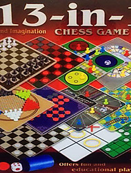 Educational Toys, 13 In 1 Chess Game
