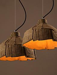 Retro Creative Loft Industry Vintage Chandelier  Restaurant Bar Cafe Aisle Bedroom Cement Lamp Store Lightting