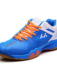 Men's Shoes Tennis/Badminton/Athletic Profession Synthetic Leather Sneaker Running Shoes Bule/Red/Peach 39-44