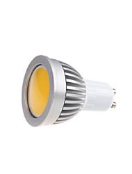 3W GU10 Faretti LED MR16 1 COB 450 lm Bianco caldo / Luce fredda Decorativo AC 85-265 V 1 pezzo