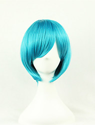 Cosplay Wig/New/Anime COS  Sky Blue Hair Wigs