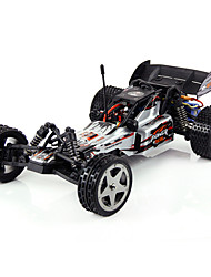 Buggy WLToys L202 1:12 Brushless Electric RC Car 2.4G White / Blue / Green Ready-To-Go