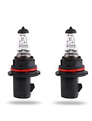 2 pcs GMY 65 / 55w 1350/1000 ± 15% HB5 luz do carro lm 3000k halogéneo 9007 12v clara