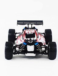 Buggy WLToys A959 1:18 RC Car 45KM/H 2.4G Blue / Red Ready-To-GoRemote Control Car / Remote Controller/Transmitter / Battery Charger /