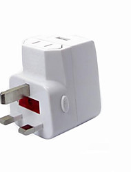 Genuine International General Conversion Plug And Double Single USB Travel Global General