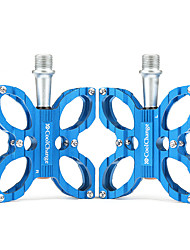 Bike Pedals Cycling/Bike / Mountain Bike/MTB / Road Bike Blue Aluminium Alloy