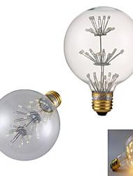 2 pezzi YouOKLight E26/E27 3W 47 COB 240 lm Bianco caldo PAR38 edison Vintage Lampadine LED a incandescenza AC 220-240 V