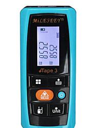 mileseey dtape 3 verde para o telêmetro a laser