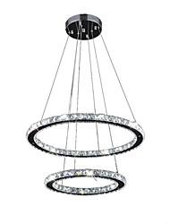 Luzes Pingente - Metal - Cristal/LED -Sala de Estar/Quarto/Sala de Jantar/Cozinha/Quarto de Estudo/Escritório/Quarto das Crianças/Quarto de