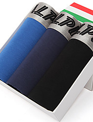 L'ALPINA Hommes Modal Boxer Short 3 / boîte - 21124