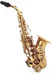 Alto saxophone bend down B