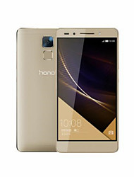 Huawei® Honor7 RAM 3GB + ROM 64GB EMUI 3.1 4G Smartphone With 5.2'' FHD Screen, 20Mp Back Camera, 3100mAh Battery,