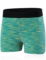 Mujer Shorts de running Shorts apretados de running Secado rápido Transpirable Suave Shorts/Malla corta Prendas de abajo para Yoga