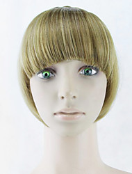 Wig Brown 15CM High-Temperature Wire Temples Colour 2005