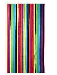 Strandtuch-100% Polyester-Jacquard-100*180CM