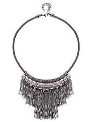Brand OutletsLGSPWomen's Alloy Necklace  Daily Rhinestone61161043
