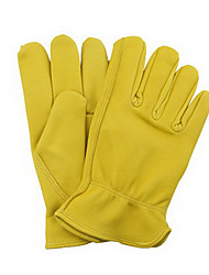 Sheepskin protect wear-resistin glove
