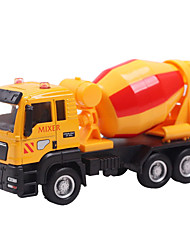 Dibang - New high-quality children's cartoon truck inertia selling model toys beach toys earth moving vehicles (2PCS)