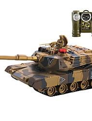 control remoto modelo de tanque del coche, juguete de control remoto ca, el metal contra los tanques (l) - los estados unidos 1