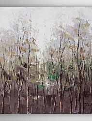 ручная роспись маслом пейзаж чаща с растянутыми кадр 7 стены arts®