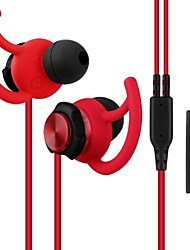 Gvoears GV2 Stereo Earphone Sport Running Headphone with Microphone Noise Cancelling  for iphone and Android