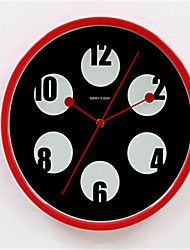 Simple wall clock 38