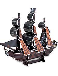 la perle noire 3d puzzles jouets de bricolage pour les enfants et puzzle adulte Puzzle (24pcs)