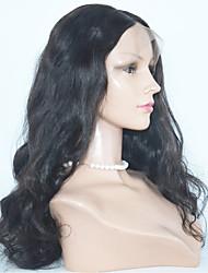 Perruques avant en dentelle en forme de corps cheveux perruques en dentelle pour femmes