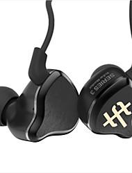 de alta resolución almohadillas voz original serie TFZ 3 deporte de alta fidelidad del auricular de amplia frecuencia