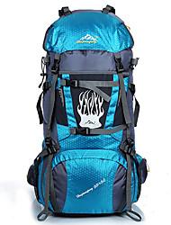60 LViagem Duffel / Organizador de Viagem / mochila / Mochila para Excursão / Pacotes de Mochilas / Mochilas de Laptop / Mochilas de