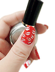 Professional Printing/Stamping Nail Polish(10ml/pc,Assorted Colors)