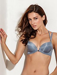 ONICE® 3/4 cup Bras,Detachable Straps Polyester