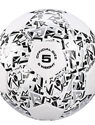 PODIYEEN Standard Soccer Ball Size 5 with Durable TPU