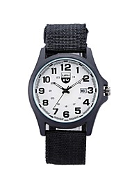 Men's Casual Watch LIANDU Love Of Casual Men's Calendar Watch Quartz Watch Band Strap Nepal