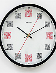 Simple wall clock 37