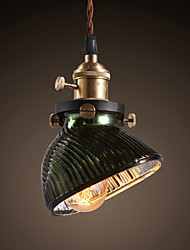Northern Europe vintage Industry originality Glass pendant lights peculiar lamp light Fixture