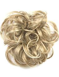 perruque dorée 6 cm couleur à haute température fil cheveux cercle 7018