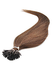 "18""-30"" Brazilian Human Virgin Hair Extensions Keratin I Tip Hair 1g/s 100g/pack Human Hair Extension In Stocks"