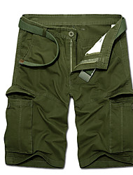Top Selling 2016 Summer Best Multi-Pocket Casual Mens Cargo Shorts