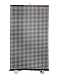 40 * 60cm Automobilzuliefer- versenkbare Mesh Anti-UV Sonnen Isolierung Sonnenschutz
