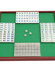 Royal St. Miniature Crystal Mahjong Mahjong Mahjong Tourism 20 Mm Ivory/Box
