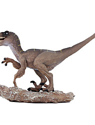 Solid Plastic Dinosaur Animal Model Simulation Velociraptor Dinosaur Toy Hot-Selling Products
